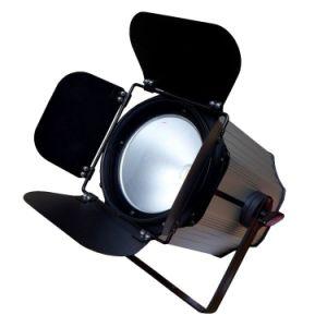 Fundición de aluminio de alta potencia blanco cálido o frío Zoom mazorca blanca 200W LED de luz a la par con el deflector