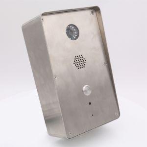 طارئ اتّصال داخليّ وسائل سمعيّة مرئيّة [أكّسّ كنترول] باب هاتف