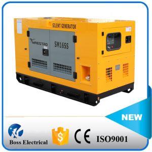 generatore insonorizzato del diesel di potere di 60Hz 200kVA Ricardo Kofo
