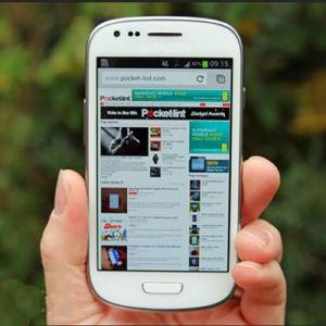 Hotsales desbloqueado S3 Mini i8190 Telefone móvel para Galaxi Sumsung