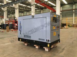 16kVA Ce/ISOのKubotaによって動力を与えられる極度の無声ディーゼル発電機または生成セット