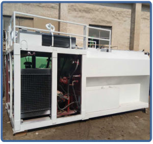 Hidro do Acionamento de motores diesel da Semeadeira Máquina de plantio para venda
