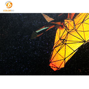 Neues Entwurfs-Innendekoration-Polyester-Faser-akustisches Panel