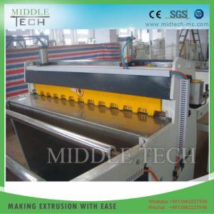 (0.33mm) het Plastic Vrije Schuim van pvc/de Schuimende Fabrikant van de Uitdrijving van de Machine van het Blad/van de Raad/van het Comité