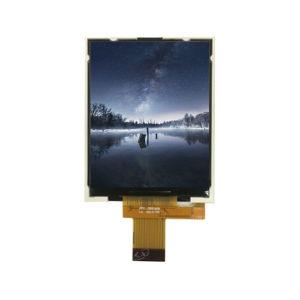 2.8-Inch 240 (RGB) X 320p TFT-LCD Screen-Baugruppe für bewegliches Gerät