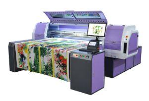 デジタルは暗いTシャツの織物の昇華プリンター機械価格に指示する