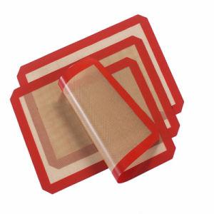 De hittebestendige FDA van de Douane Kokende Mat van het Silicone