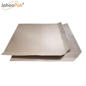 Компактный коричневый крафт-бумаги поддон для скольжения Тянуще вложение
