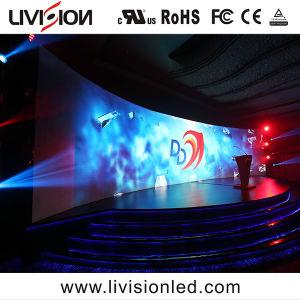容易なインストール会議のための屋内LED表示スクリーンP3.9ビデオスクリーン