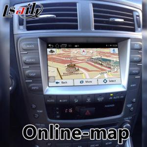 Android 6.0 GPS Navigator pour 2005-2009 Lexus avec WiFi, mise en miroir, Youtube, Google Play