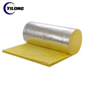 Минеральной ваты с Fsk алюминиевой фольги для теплоизоляции и системы кондиционирования воздуха