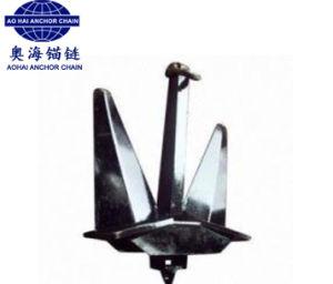 10125kg TW/N Tipo de anclaje de la piscina con ABS Dnv Kr Lr BV NK CCS certificación RINA