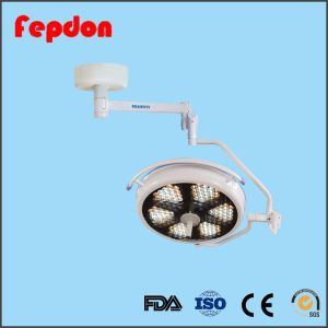 天井によって取付けられるSingeヘッドLED Shadowless操作ランプの医療機器