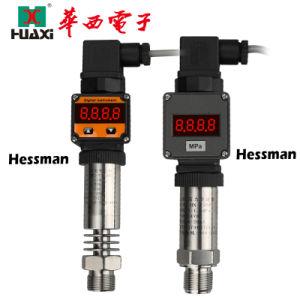 Sensore di pressione di acqua di Digitahi per il trasduttore del trasmettitore del sensore di pressione della visualizzazione di LED di Digitahi del tubo, trasduttore del trasmettitore del sensore di pressione di Airpump