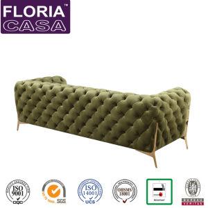 レプリカのMies Der Roheバルセロナの家具の居間のソファー