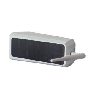 OEM de détection de mouvement à énergie solaire 2.0MP Outdoor étanche de sécurité CCTV sans fil