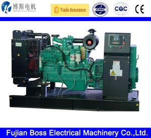 50Hz 640kw 800kVA Wassererkühlung-leises schalldichtes angeschalten worden durch Cummins- Enginedieselgenerator-Set-Diesel Genset