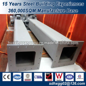 Mildiou Custom-Made Structure en acier résistant à la connexion