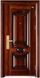 Portello di entrata d'acciaio del portello di obbligazione del portello del metallo del portello (WG-930)