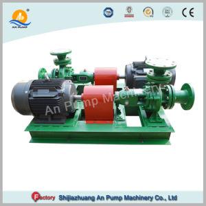 Turbina abierta China el ahorro de energía de la bomba centrífuga Horziotnal pulpa de papel