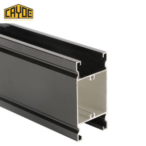 Hot vender acabado anodizado de perfiles de aluminio para la ventana y puerta.