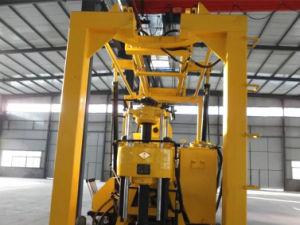 Macchina a ruote multifunzionale dell'impianto di perforazione di carotaggio della roccia per acqua