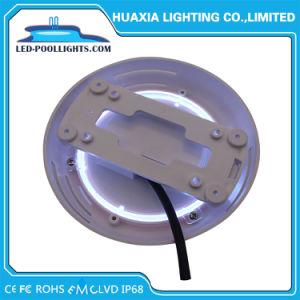 RGBの樹脂は表面の取付けられた水中LEDのプールライトを満たした