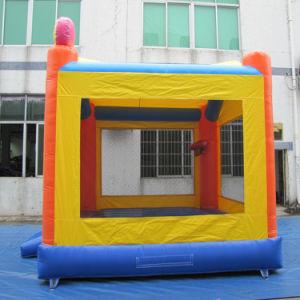 Las imágenes impresas castillo inflable Gorila Playhouse