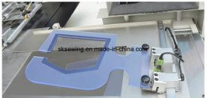 Macchinario di cucito dell'incastonatore Pocket automatico di Dongguan Sokia per l'indumento