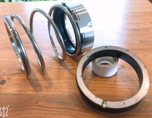 Vervangt de Mechanische Verbinding van Trisun Tst1, het Type 1 van John Crane, de Verbinding van de Apparatuur van het Gas van de Schalie