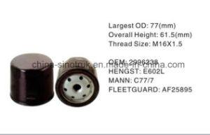 Сотрудников категории специалистов высокого качества питания оригинальный фильтр для воды воздушные фильтры масляные фильтры топливный фильтр для Iveco