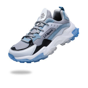 Новая сетка работает спортивные ботинки мужские повседневный шнуровке кроссовки 2020 моды кожаные удобные дышащий материал для ходьбы обувь