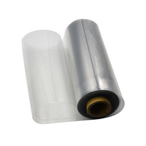Food Grade Film Mylar transparente en PVC rigide pour emballage blister