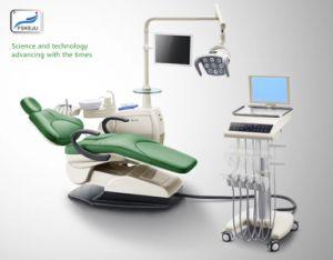 China de fábrica sillón dental unidad con el fabricante de camilla sillón dental