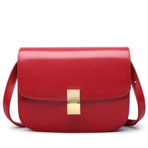 Grau superior por grosso famoso original da marca de bolsas de couro para Mulheres