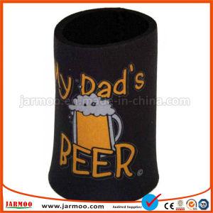 Supporto pieghevole del dispositivo di raffreddamento della bottiglia da birra di calcio del neoprene