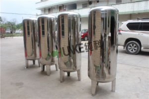 Edelstahl-Sandfilter-Gehäuse für Verkauf