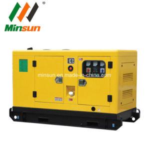 generatore diesel silenzioso eccellente famoso di 10kVA 20kVA 30kVA 40kVA 50kVA
