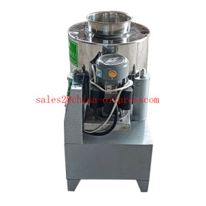 Usine de la machine du filtre à huile centrifuge