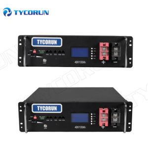 Tycorun LiFePO Solar4 48V 100Ah 5kwh Fosfato de ferro de Lítio as baterias de armazenamento da bateria
