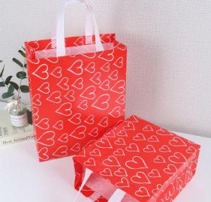 PP Spunbond tela no tejida bolsa, bolsa de compras, bolsa de publicidad
