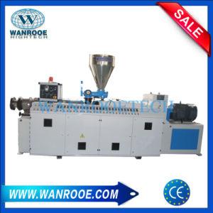 Le WPC PVC UPVC Twin-Screw extrudeuse en plastique
