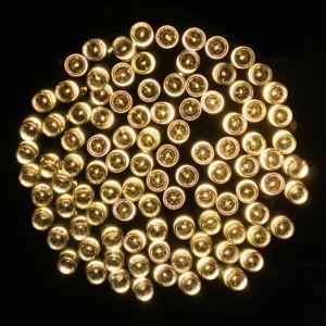 工場庭の装飾のための熱い販売8機能モードLED太陽ストリング豆電球