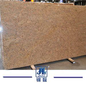 安く2cmの内部の床タイル、壁、浴室のための磨かれた花こう岩の平板