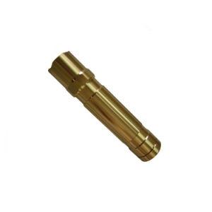máquinas de construção de precisão CNC Metalbrass OEM parte por parte do elemento de fixação