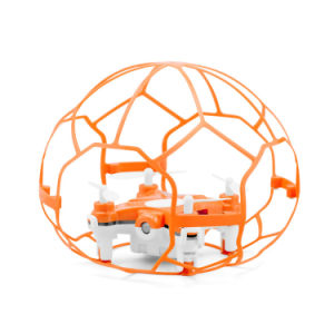 2.4G Cheap Quadcopter batterie Mini Cage Drone RC