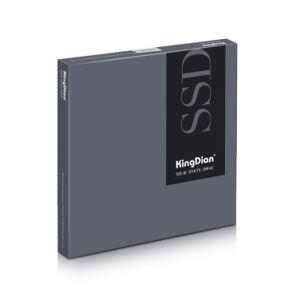 Kingdian 2.5inch SATA3 6GB/S disque SSD haute vitesse Disque dur Solid State jusqu'à 562Mo/s (S280-120GO)