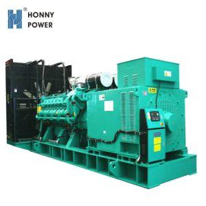 Generatore diesel ad alta tensione 1600kw/2000kVA di potere di Honny