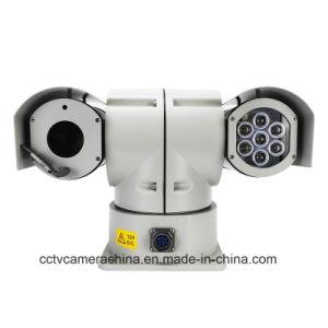 macchina fotografica impermeabile robusta del IP dell'automobile PTZ di IR dello zoom ottico 20X