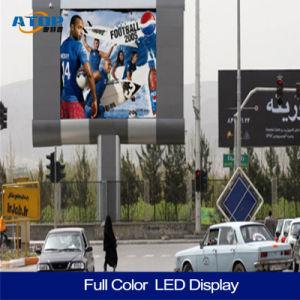 1/4scan LED de plein air du panneau Affichage de panneau